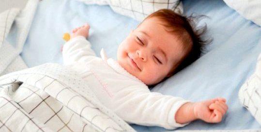 Міцний сон малюка