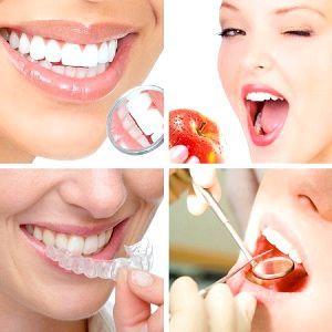 домашнє відбілювання зубів капи