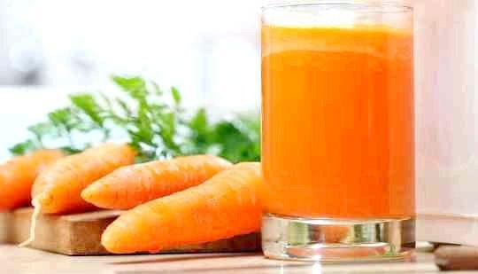 Моркву і морквяний сік
