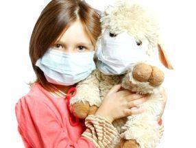 Алергія у дівчинки