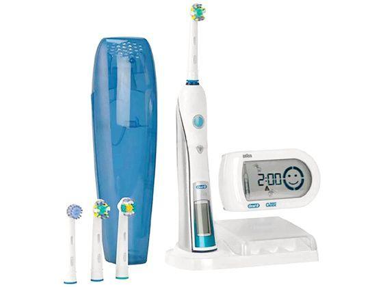 При покупці зубної щітки є сенс відразу звернути увагу на наявність додаткових насадок і доступність у продажу змінних головок.