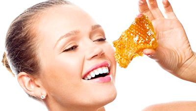 Шматочок меду